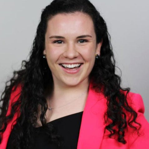 Meaghan Cloherty, Suffolk University MBA student